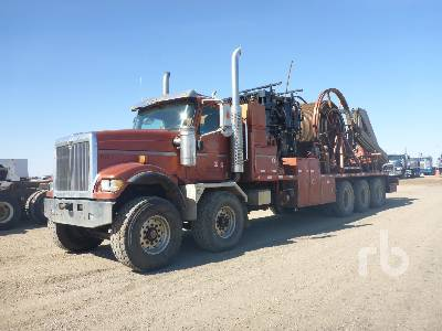 2006 INTERNATIONAL 5900I Paystar T/A Tri Drive Coil Tubing Miscellaneous Truck - Other
