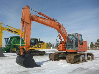 2006 HITACHI ZX225US LC Hydraulic Excavator