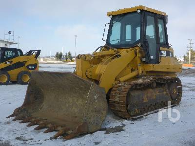 2007 CATERPILLAR 953C Crawler Loader