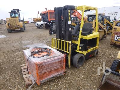HYSTER E50Z33 Electric Forklift