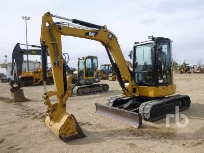 2011 CATERPILLAR 305.5DCR Midi Excavator (5 - 9.9 Tons)