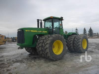 1997 JOHN DEERE 9400 4WD Tractor