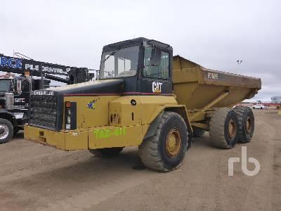 1996 CATERPILLAR D300E 6x6 Articulated Dump Truck