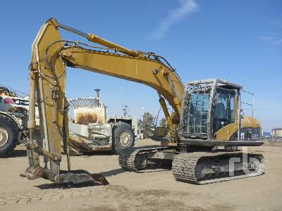 2003 CATERPILLAR 320CL Hydraulic Excavator