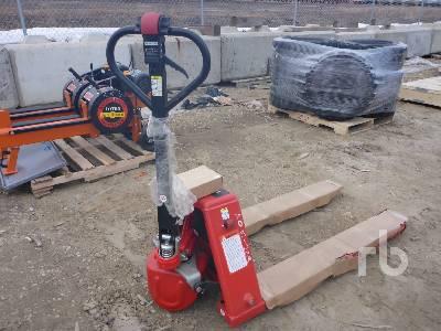 Unused 2020 ELECTRIC PALLET TRUCK ET15MH-P 3300 Lb Electric Pallet Jack