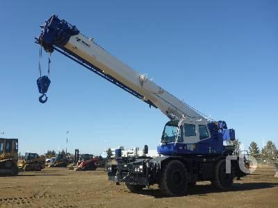 2006 TADANO TR300XL 30 Ton 4x4x4 Rough Terrain Crane