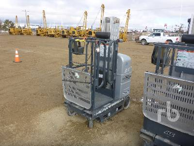 JLG 20MSP Electric Boom Lift
