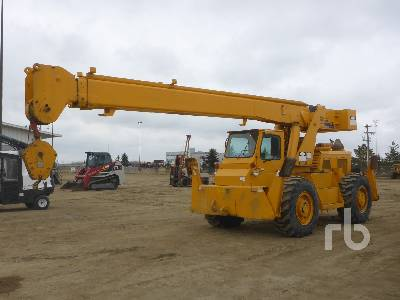 1978 GROVE RT58 14 Ton 4x4x4 Rough Terrain Crane