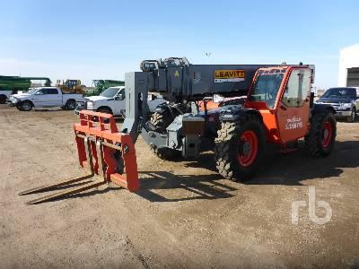 2018 SKYJACK SJ1256THS 4x4x4 Telescopic Forklift