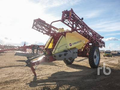 2010 HARDI COMMANDER 6600 120 Ft Pull Type Sprayer
