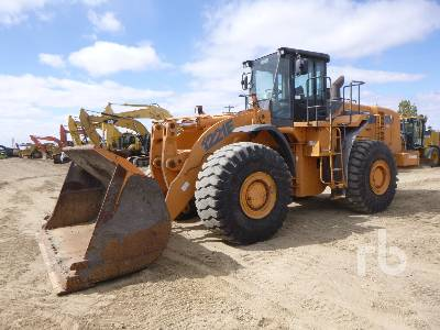 2009 CASE 1221E Wheel Loader