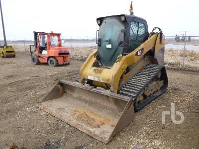 2012 CATERPILLAR 279C2 2 Spd Compact Track Loader