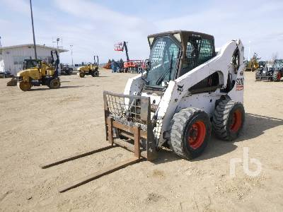 2008 BOBCAT S300 Skid Steer Loader