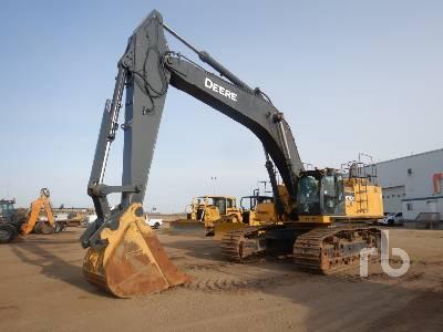 2017 JOHN DEERE 670G LC VG Hydraulic Excavator