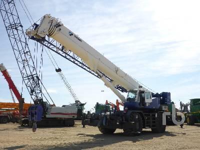 2013 TADANO GR-1000-2-00201 100 Ton 4x4x4 Rough Terrain Crane