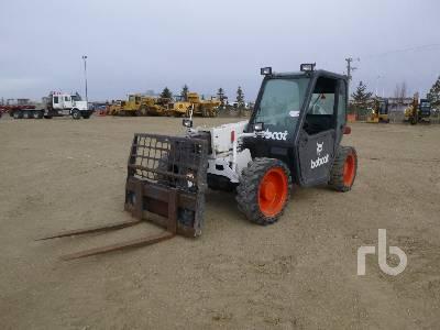 2013 BOBCAT V417 4x4 Telescopic Forklift