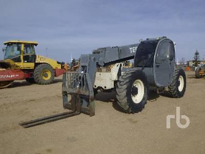 2006 TEREX TH844C 4x4x4 Telescopic Forklift