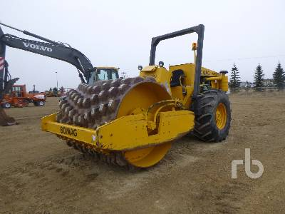 1978 BOMAG BW210PD Vibratory Padfoot Compactor