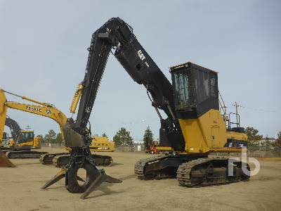 2004 CATERPILLAR 330C Butt-n-Top Log Loader