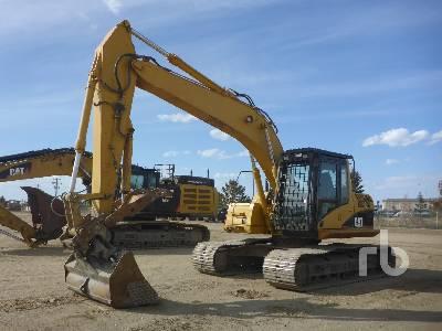 2007 CATERPILLAR 320C Hydraulic Excavator