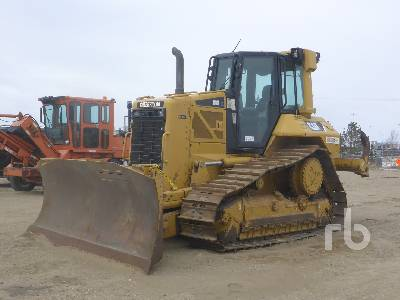 2010 CATERPILLAR D6N XL Crawler Tractor