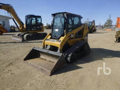 2006 CATERPILLAR 247B Multi Terrain Loader