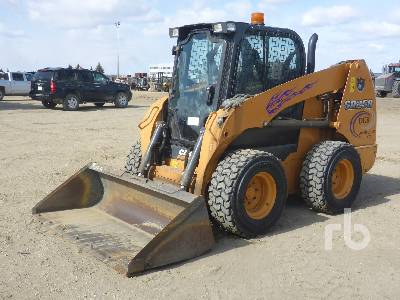 2014 CASE SR250 2 Spd Skid Steer Loader