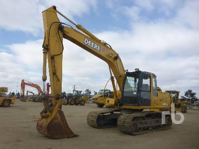 2007 JOHN DEERE 160C LC Hydraulic Excavator