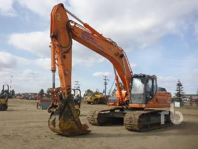 2011 DOOSAN DX300 LC Hydraulic Excavator