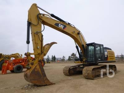 2012 CATERPILLAR 336EL Hydraulic Excavator