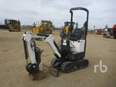2010 BOBCAT 418 Mini Excavator (1 - 4.9 Tons)