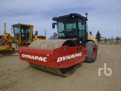 2013 DYNAPAC CA3500D Vibratory Roller