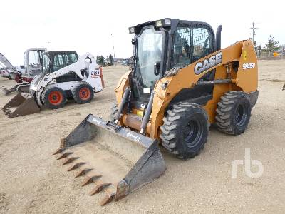 2015 CASE SR250 2 Spd Skid Steer Loader