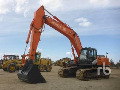 2012 HITACHI ZX350LC-5N Hydraulic Excavator