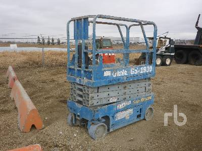 2005 GENIE GS1930 Electric Scissorlift