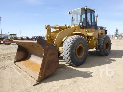 1997 CATERPILLAR 950F Series II Wheel Loader