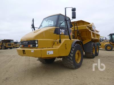 2009 CATERPILLAR 730EJ 6x6 Articulated Dump Truck