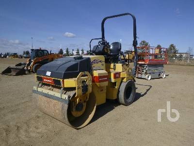 2010 DYNAPAC CC142C 4 Wheel Combination Roller