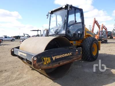 2007 VIBROMAX VM115 Vibratory Roller