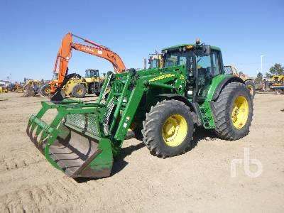 2006 JOHN DEERE 7420 MFWD Tractor