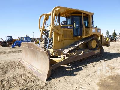 2008 CATERPILLAR D7R XR Series II Crawler Tractor