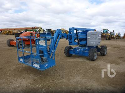 2013 GENIE Z45/25J 4x4 Articulated Boom Lift