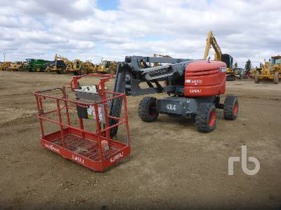 2014 SKYJACK SJ46AJ 4x4 Articulated Boom Lift