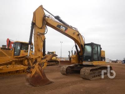 2011 CATERPILLAR 328DL CR Hydraulic Excavator