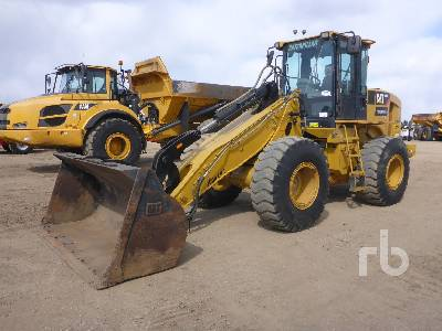 2011 CATERPILLAR 930H High Lift Wheel Loader