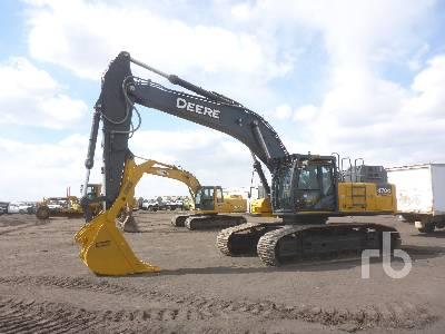 2018 JOHN DEERE 470G LC VG Hydraulic Excavator