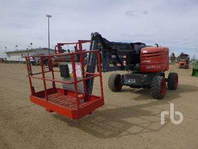 2012 SKYJACK SJ46AJ 4x4 Articulated Boom Lift