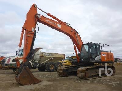 2014 HITACHI ZX290LC-5N Hydraulic Excavator