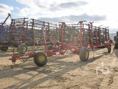 2005 BOURGAULT 6000 70 Ft Mid Harrows