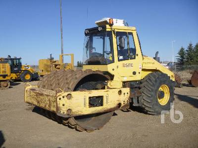 2007 BOMAG BW213PDH-40 Vibratory Padfoot Compactor